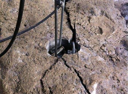 Allmannsberger hydraulisches Sprengen