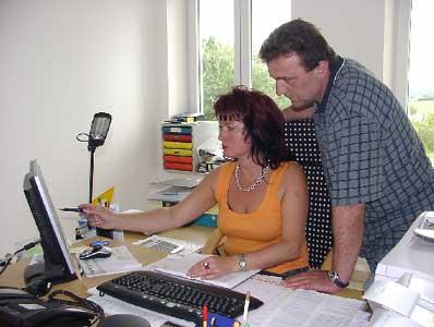 Irene und Klaus Allmannsberger